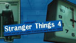 STRANGER THINGS 4 TEASER | Talks from Freaking Narnia 111