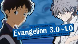 EVANGELION 3.0+1.0 REVIEW (PART 1) (SPOILERS!) | Talks from Freaking Narnia 118
