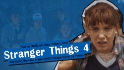 STRANGER THINGS 4 SNEAK PEEK | Talks from Freaking Narnia 117