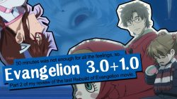 EVANGELION 3.0+1.0 REVIEW (PART 2) (SPOILERS!) | Talks from Freaking Narnia 118